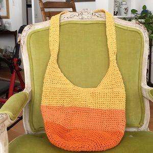 Handbags - Knit shoulder bag